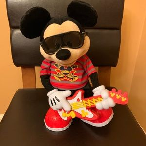 Great Talking Mickey Mouse!!!